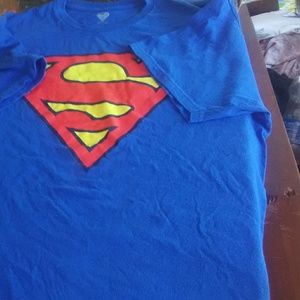 Superman T-Shirt XL